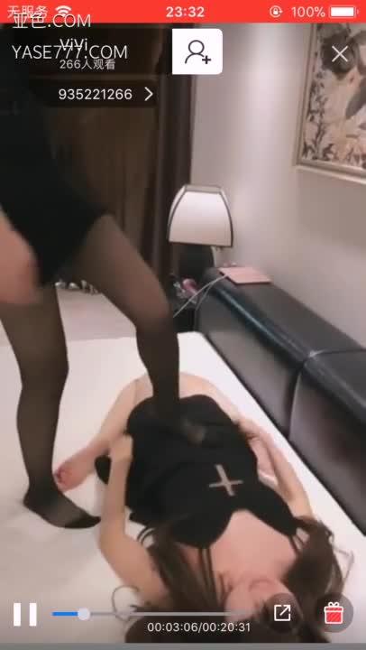 调教女奴Classic foot fetish series: 视频,同好共享