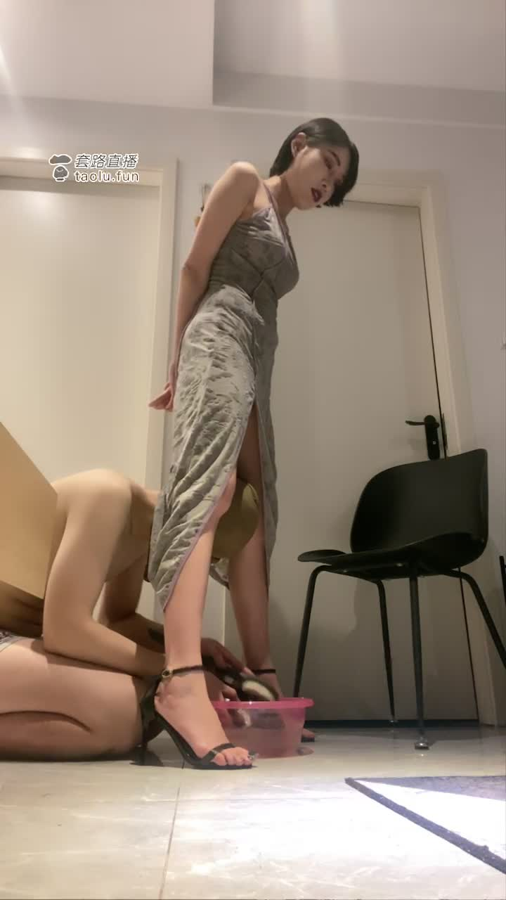 Domestic slaves should serve their masters desperately
